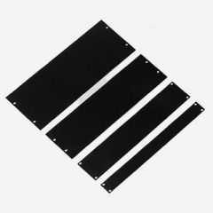 "1u Flat 19"" Blanking Panel R1285/1UK"