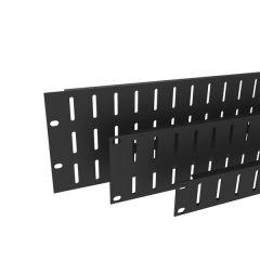 Aluminium Flanged Slotted Rack Panels