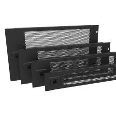 Vented Hinged Rack Panel