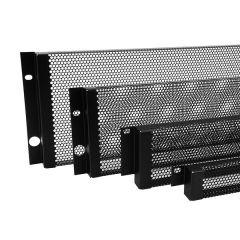 1u Security Panel Perforated R1287/1UK