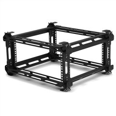 Lightweight Shock Mount Rack System 510mm Deep frame