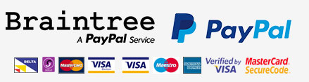 Secure Shopping - Sage Pay | World Pay | PayPal